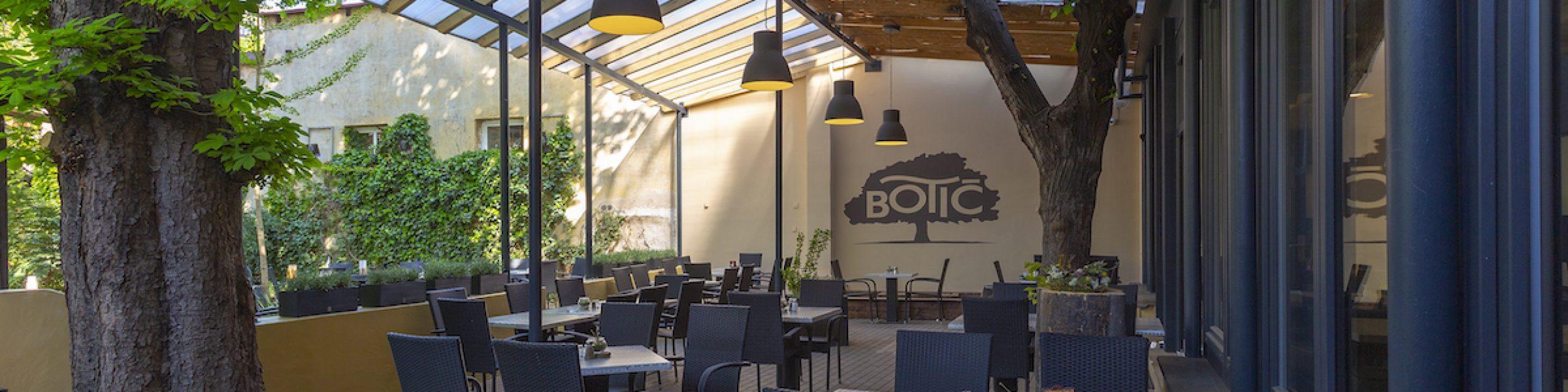 Botič restaurant